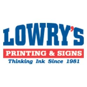 Lowry's Printing & Signs