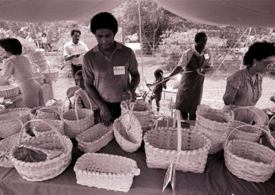 Peter Piazza Basket Makers Lnhm 1982